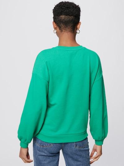Only Eda Brooklyn Sweatshirt mit Rundhalsausschnitt