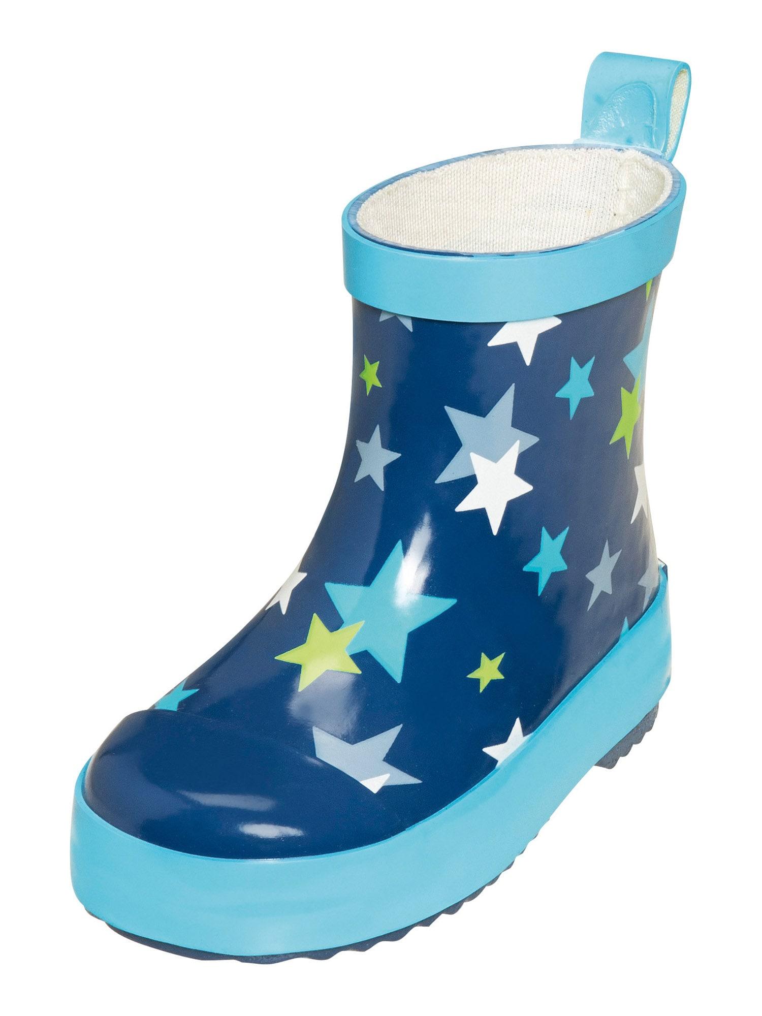 PLAYSHOES Guminiai batai tamsiai mėlyna jūros spalva / šviesiai mėlyna