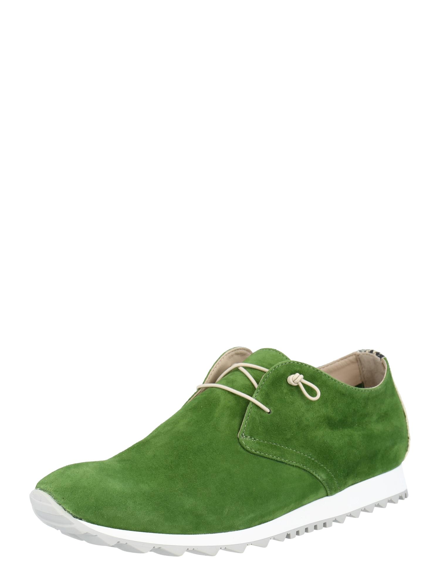 Donna Carolina Batai su raišteliais žalia