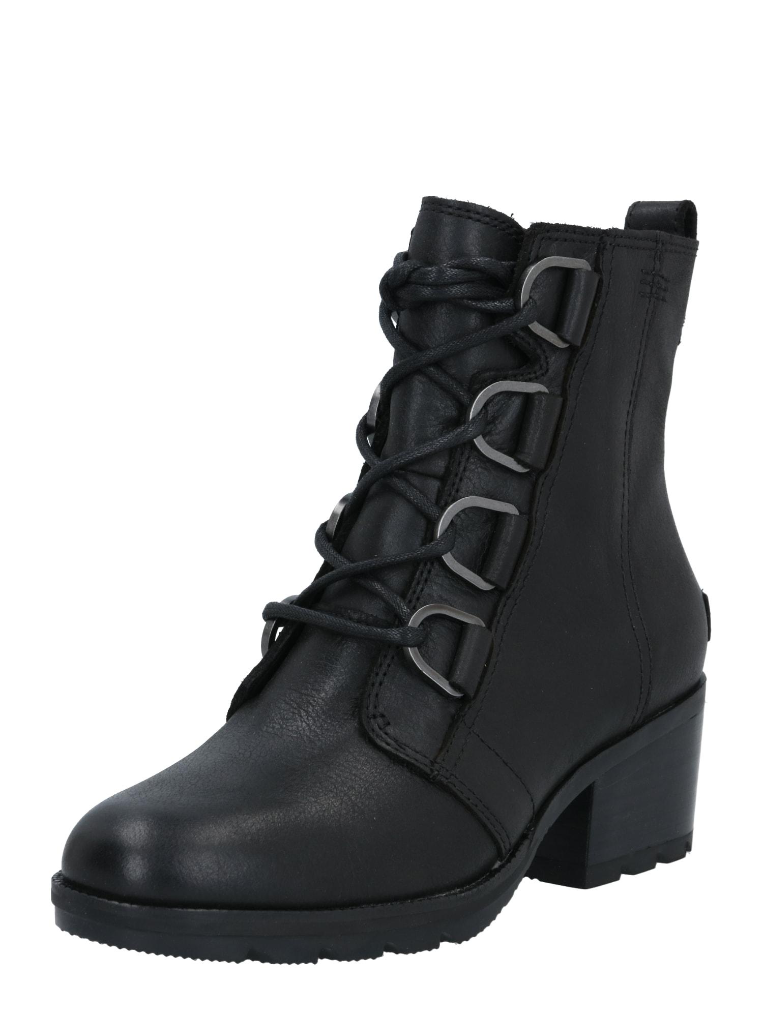 SOREL Suvarstomieji kulkšnis dengiantys batai