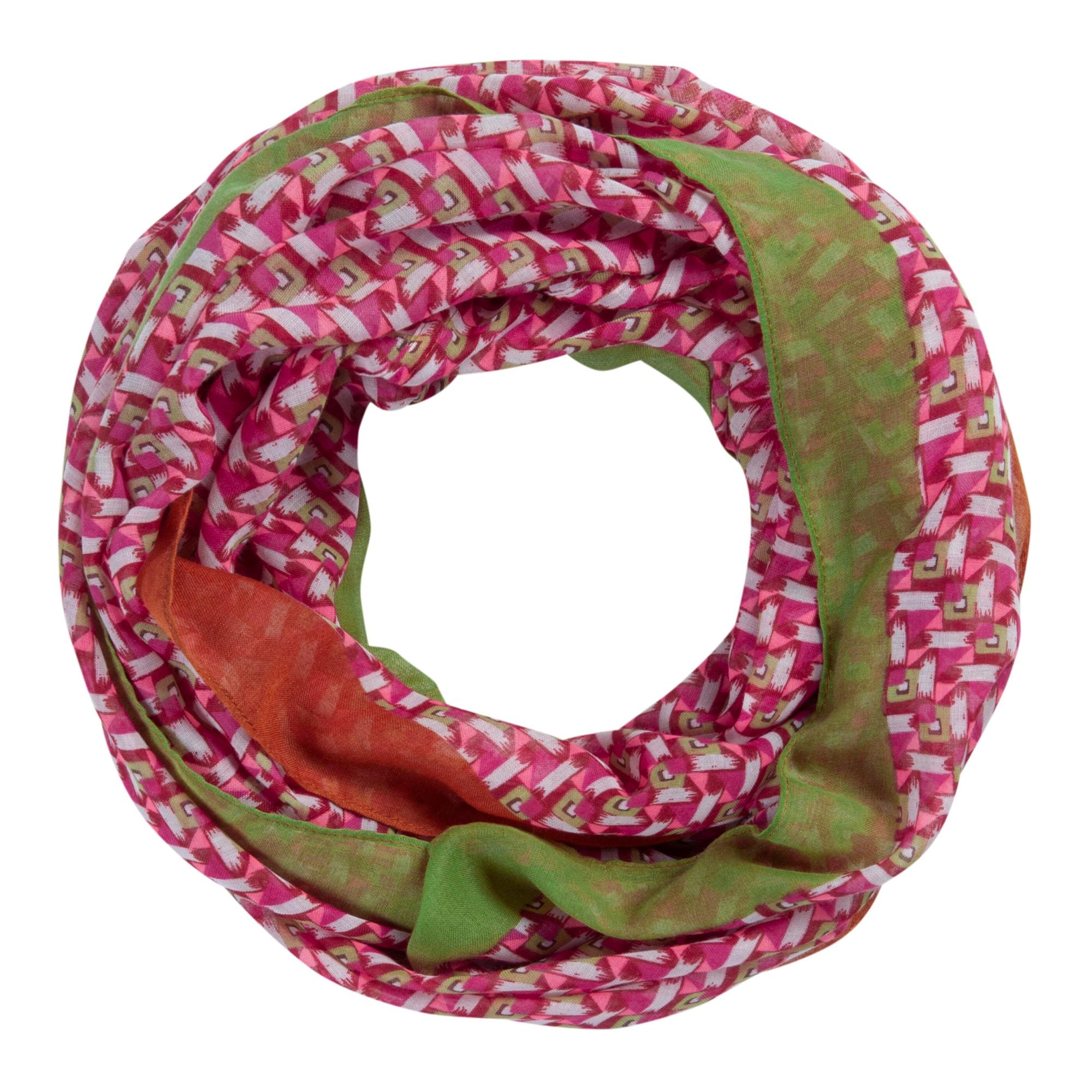 CODELLO Mova tamsiai rožinė / žalia