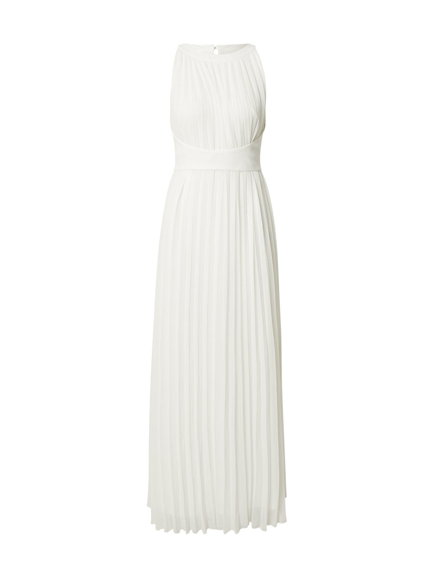 APART Vakarinė suknelė kremo