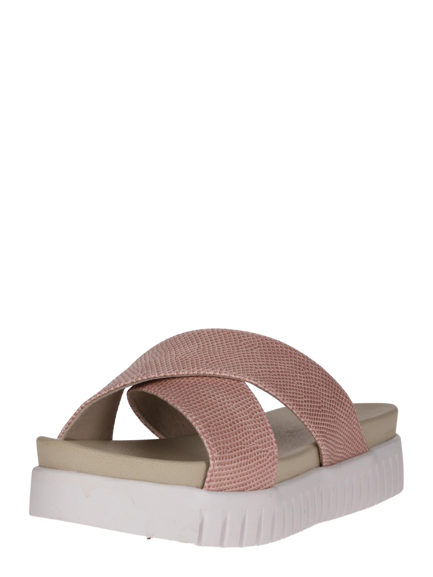 ILSE JACOBSEN Sandalai ryškiai rožinė spalva