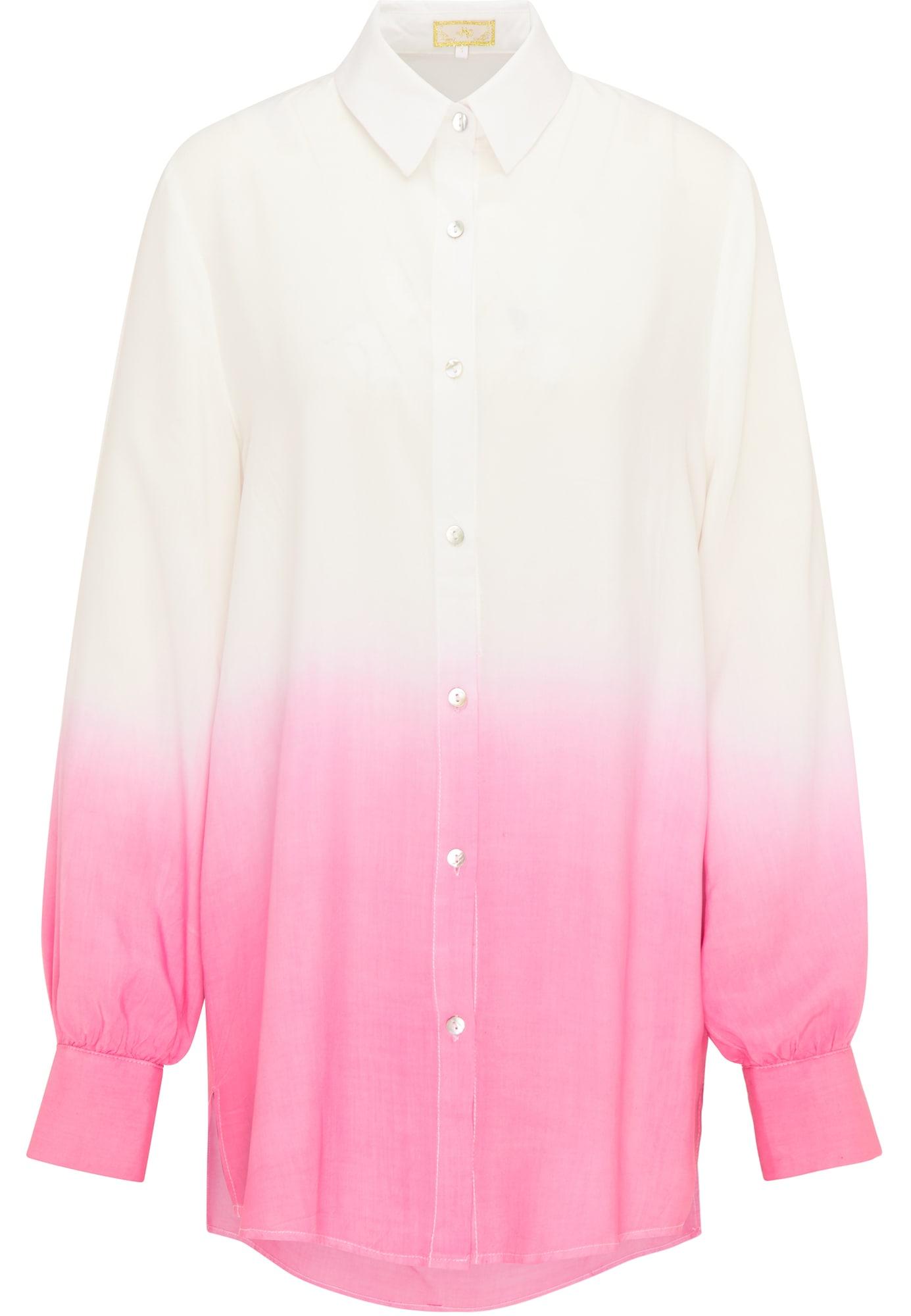MYMO Palaidinė rožinė / balta