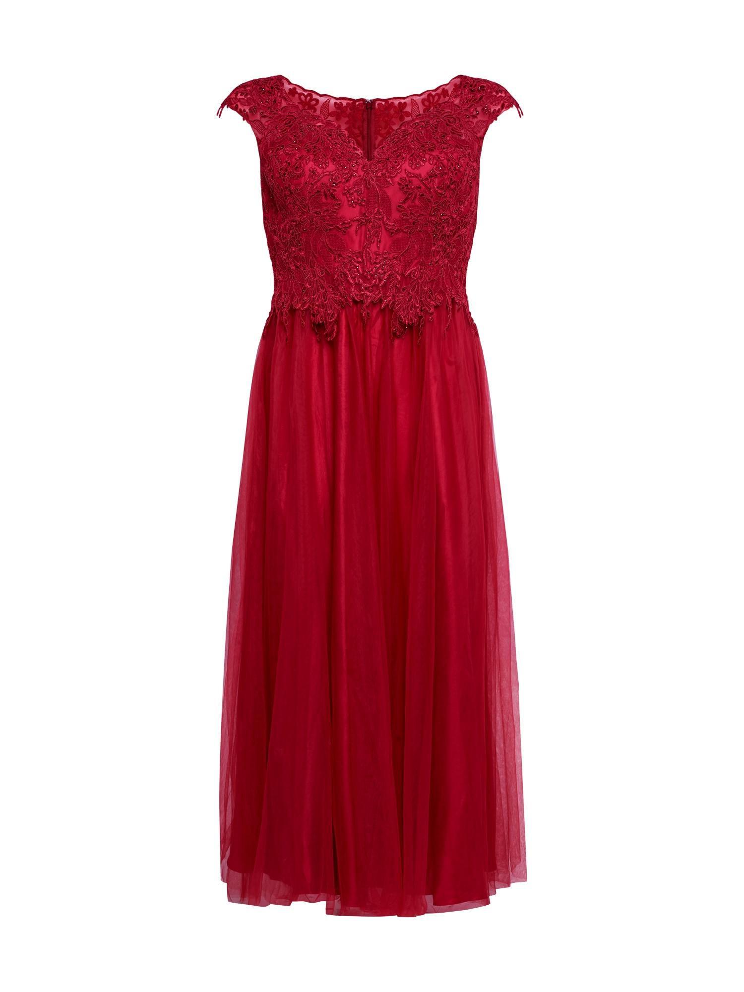 My Mascara Curves Vakarinė suknelė raudona