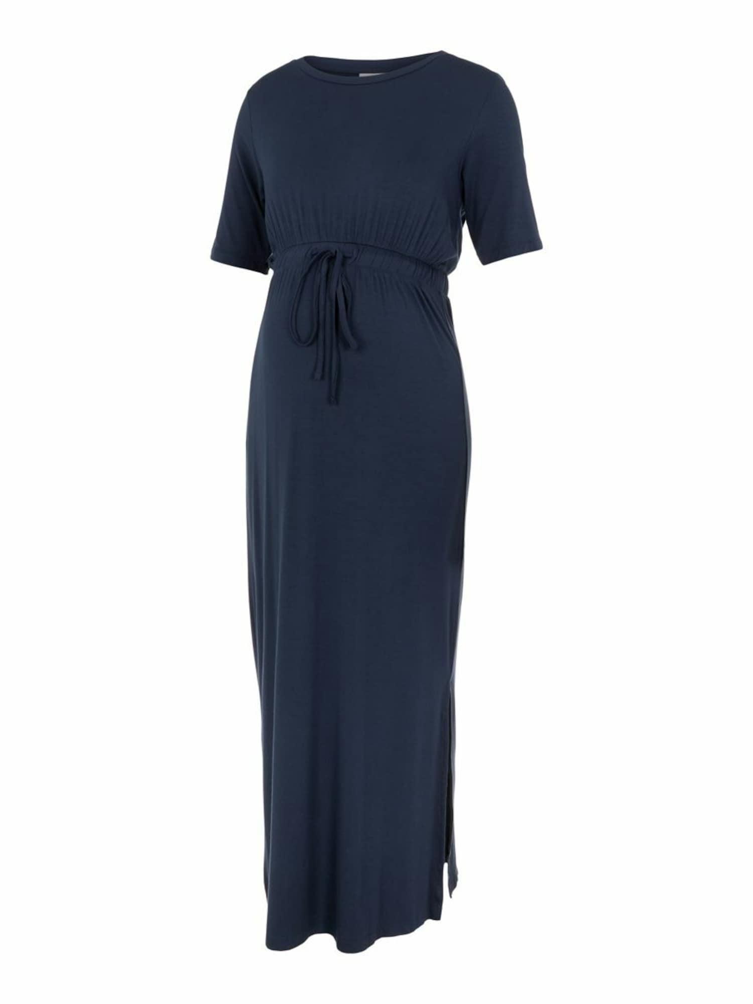 MAMALICIOUS Suknelė 'ALISON' tamsiai mėlyna