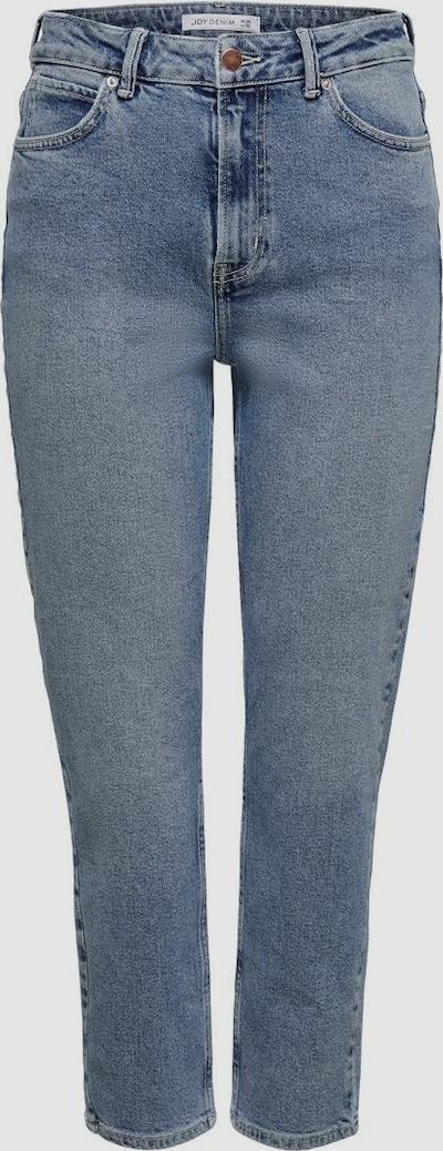 Jdy Kaja High Waisted Straight Leg Ankle Length Jeans
