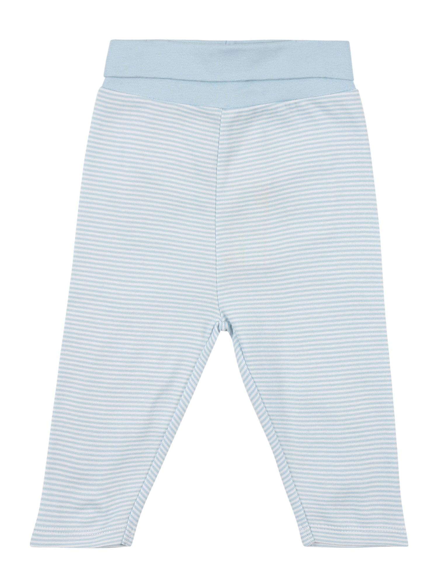 Steiff Collection Kelnės šviesiai mėlyna / balta