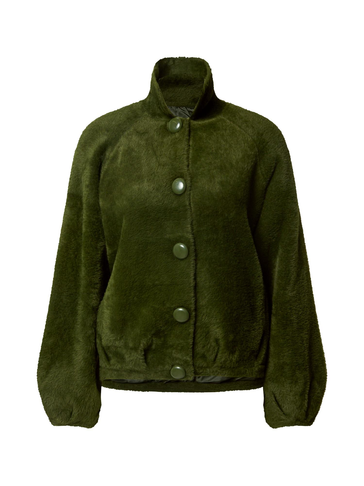 Essentiel Antwerp Přechodná bunda  zelená