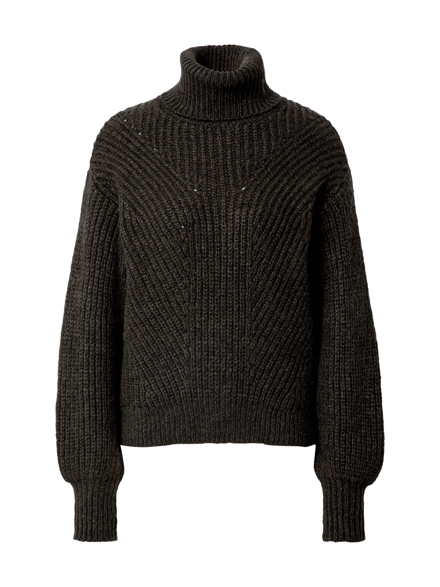 Y.A.S Megztinis tamsiai žalia