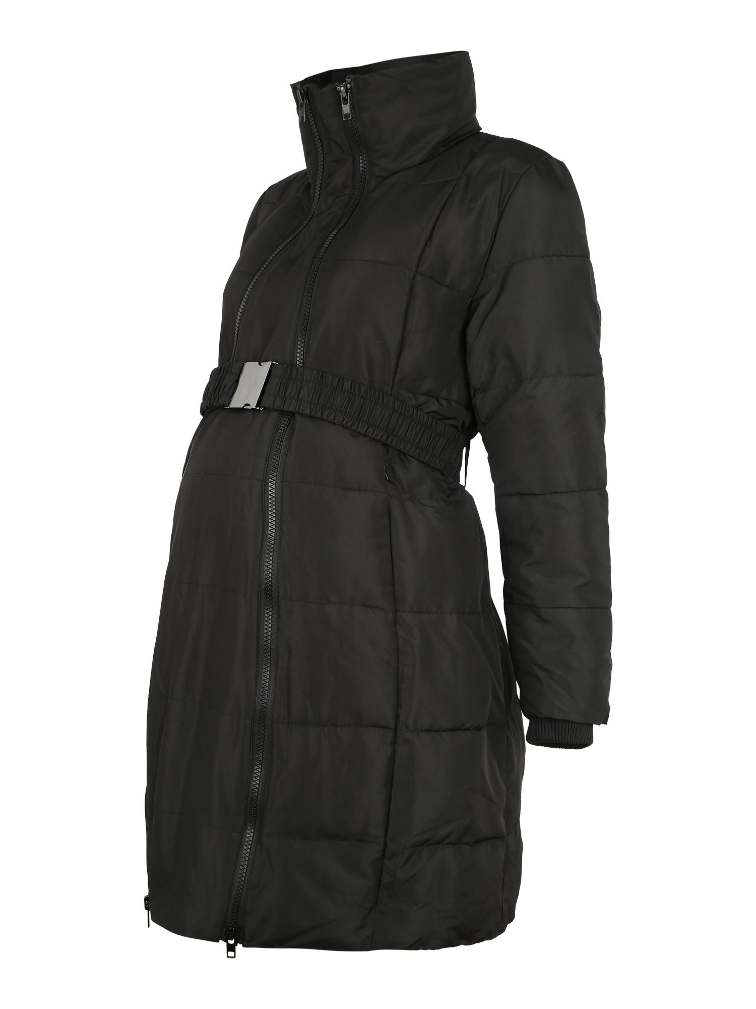LOVE2WAIT Demisezoninis paltas juoda