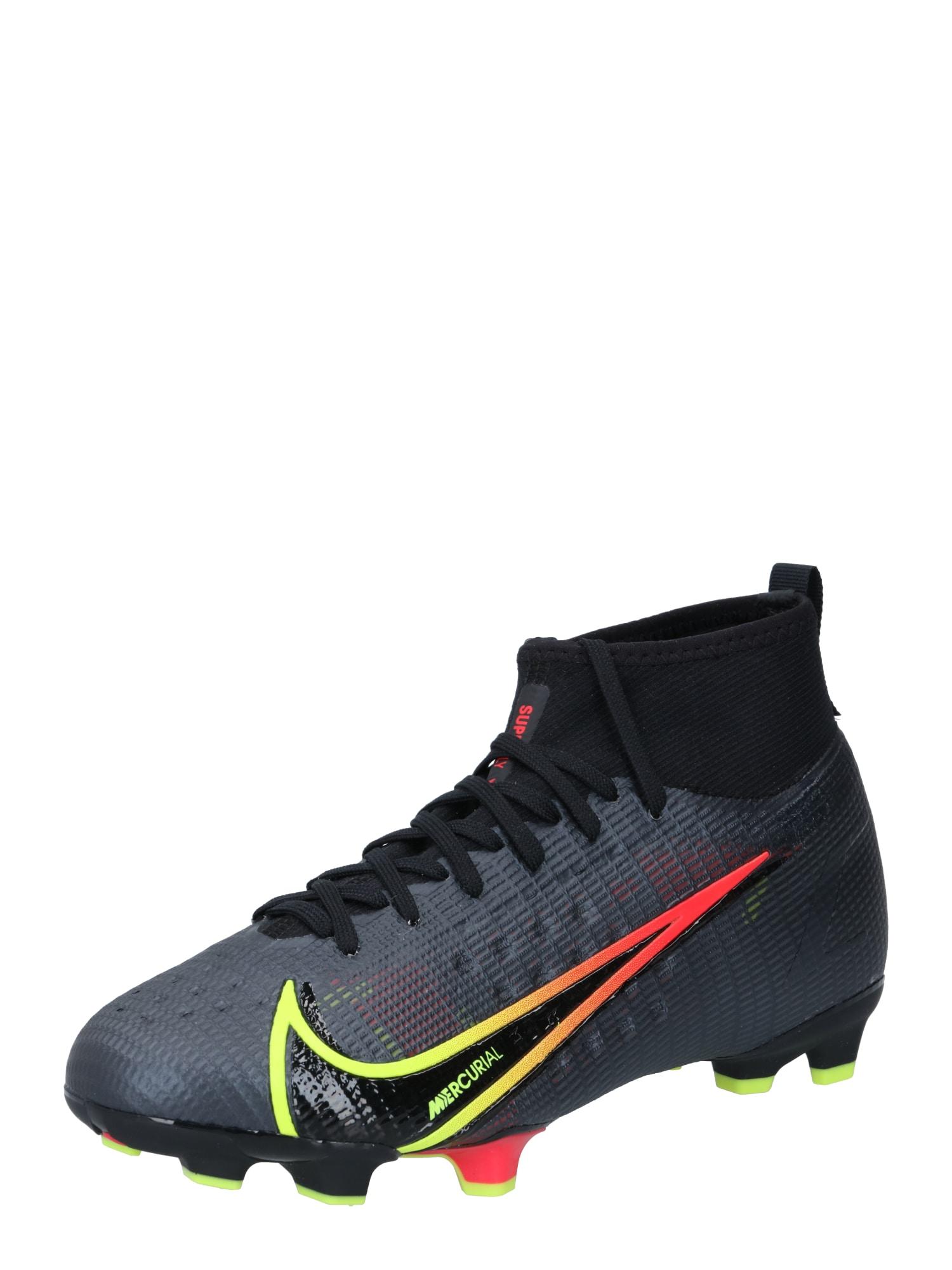 NIKE Sportiniai batai 'Mercurial S. 8 PRO FG' juoda