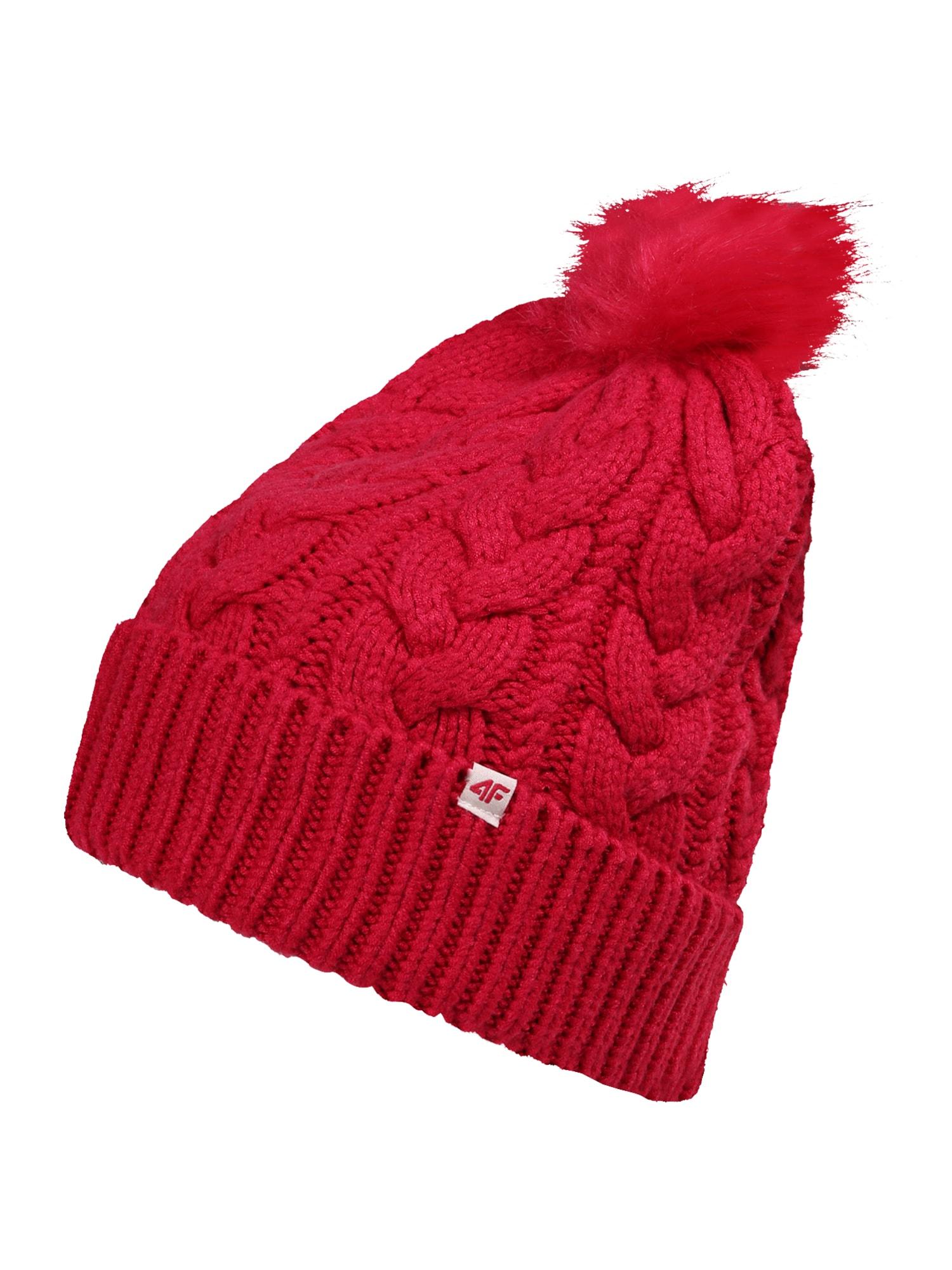4F Sportinė kepurė pitajų spalva