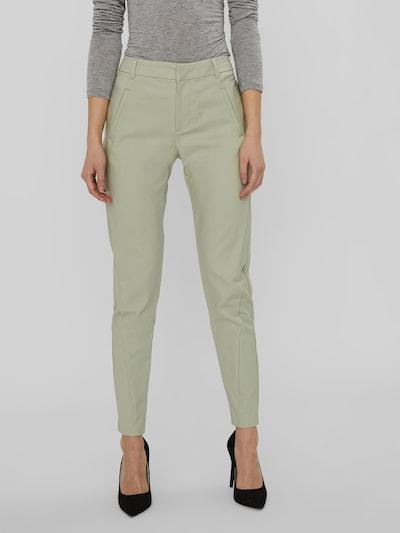 Vero Moda Victoria Eng geschnittene, knöchellange Hose mit mittelhohem Bund