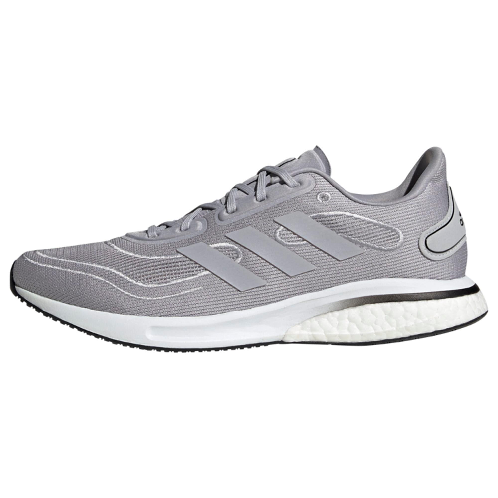 ADIDAS PERFORMANCE Bėgimo batai šviesiai pilka