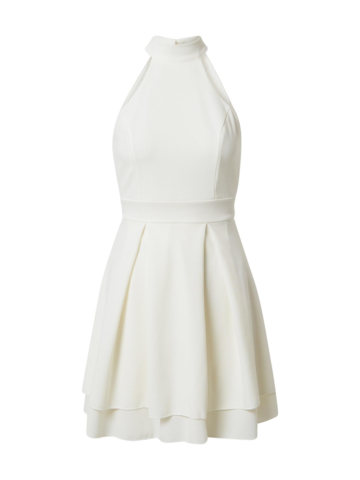 WAL G. Suknelė balta
