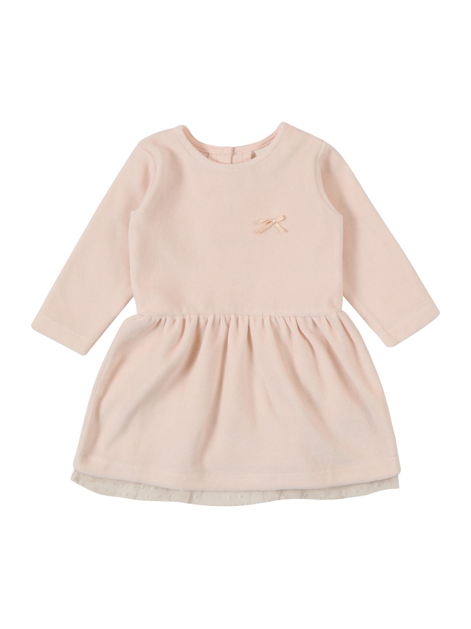 JACKY Suknelė 'FLUFFY & LOVELY' pastelinė rožinė
