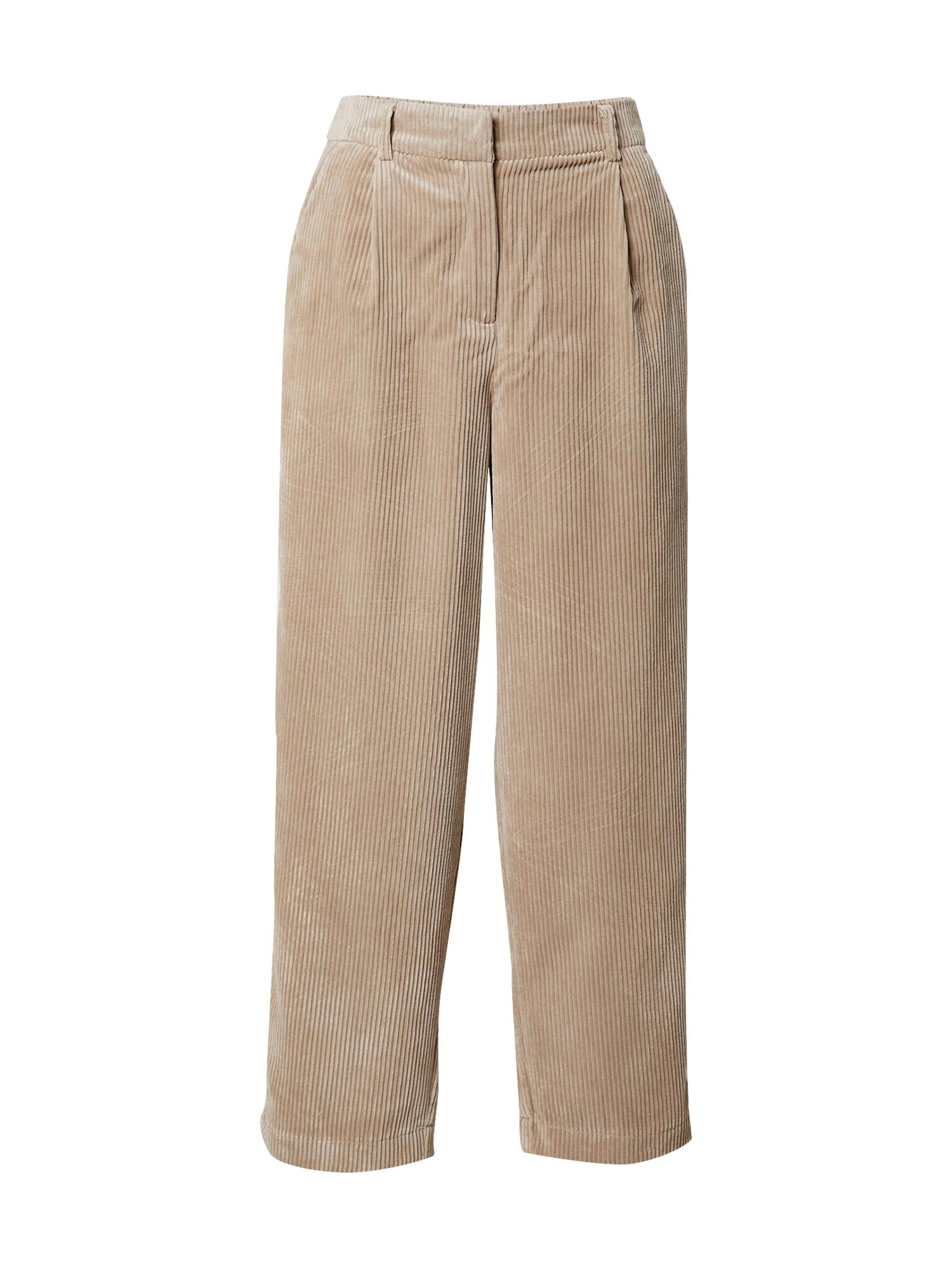 MOSS COPENHAGEN Klostuotos kelnės
