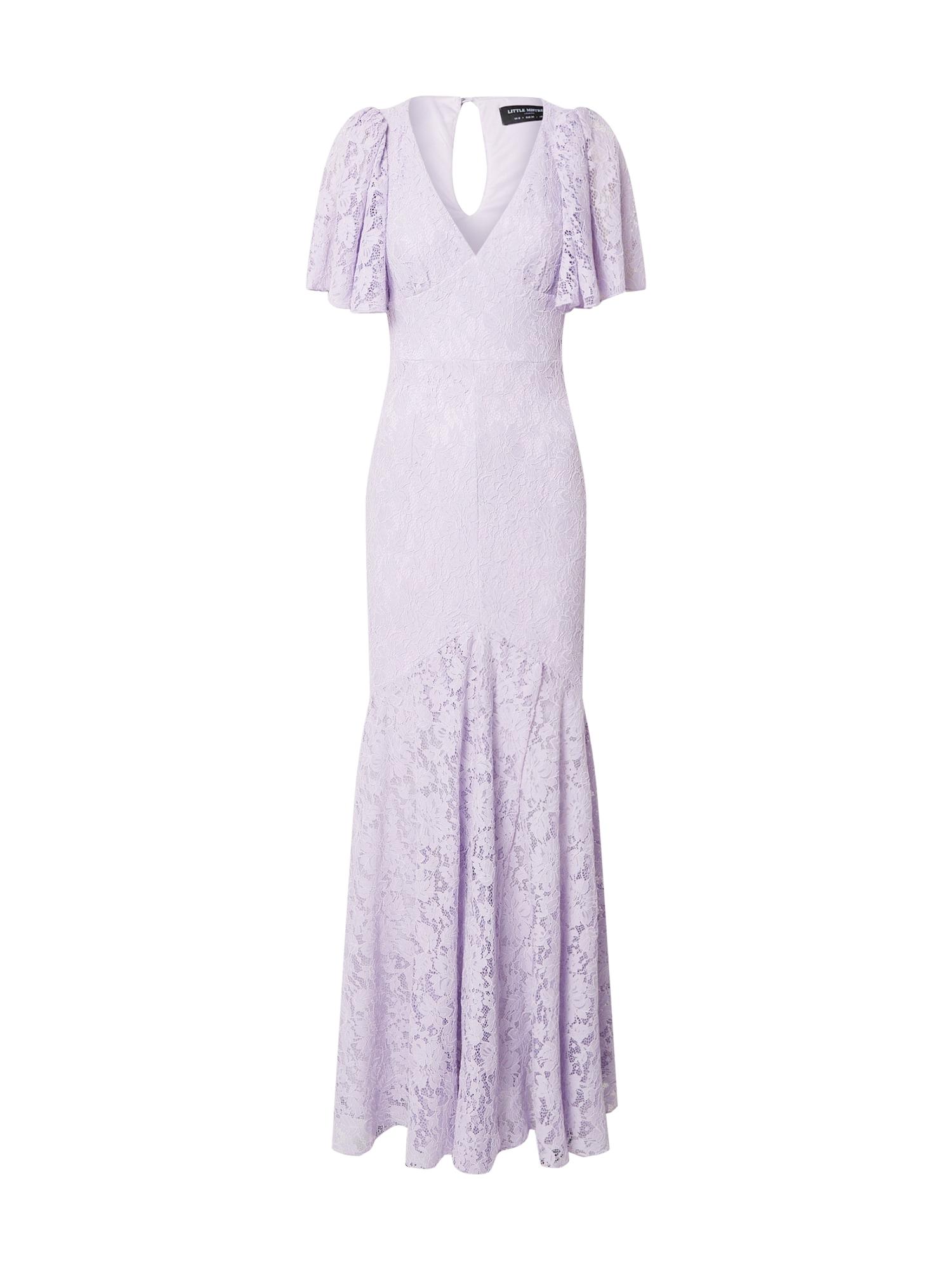 Little Mistress Suknelė šviesiai violetinė