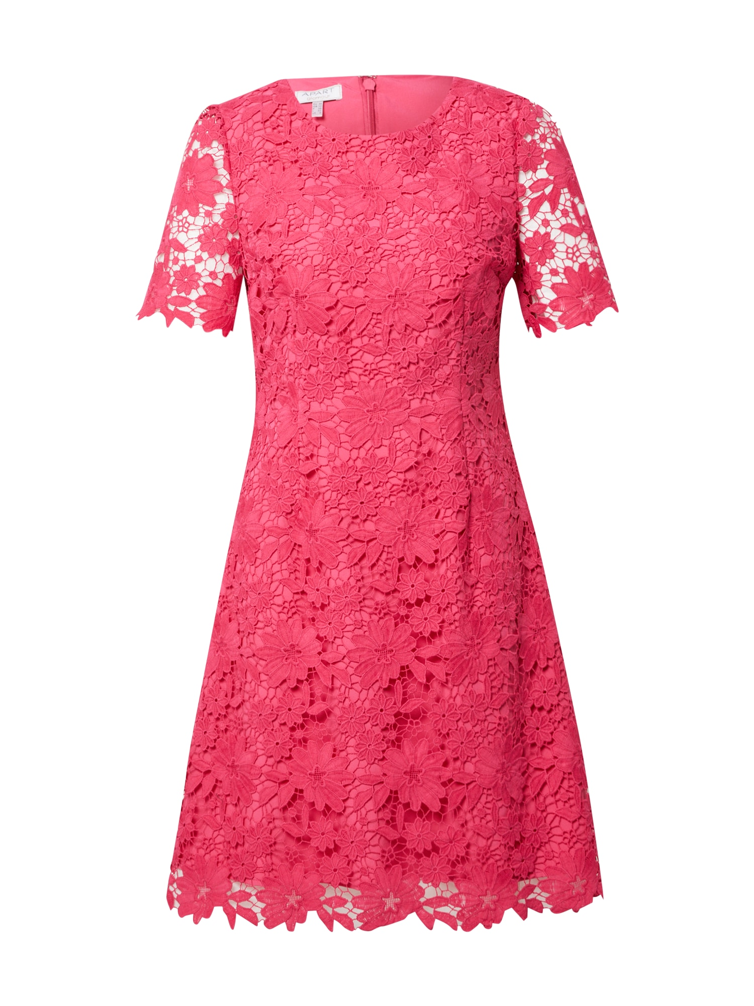 APART Kokteilinė suknelė rožinė