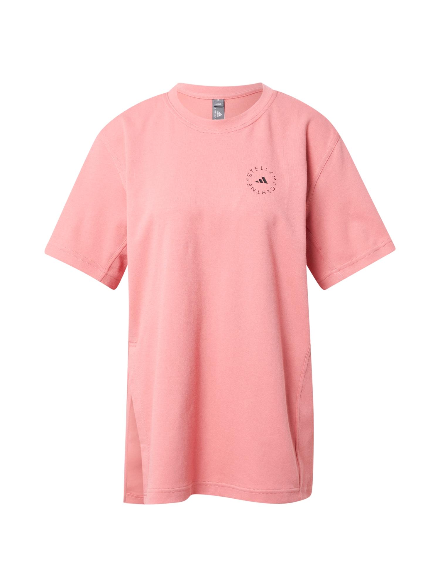 adidas by Stella McCartney Sportiniai marškinėliai rožinė