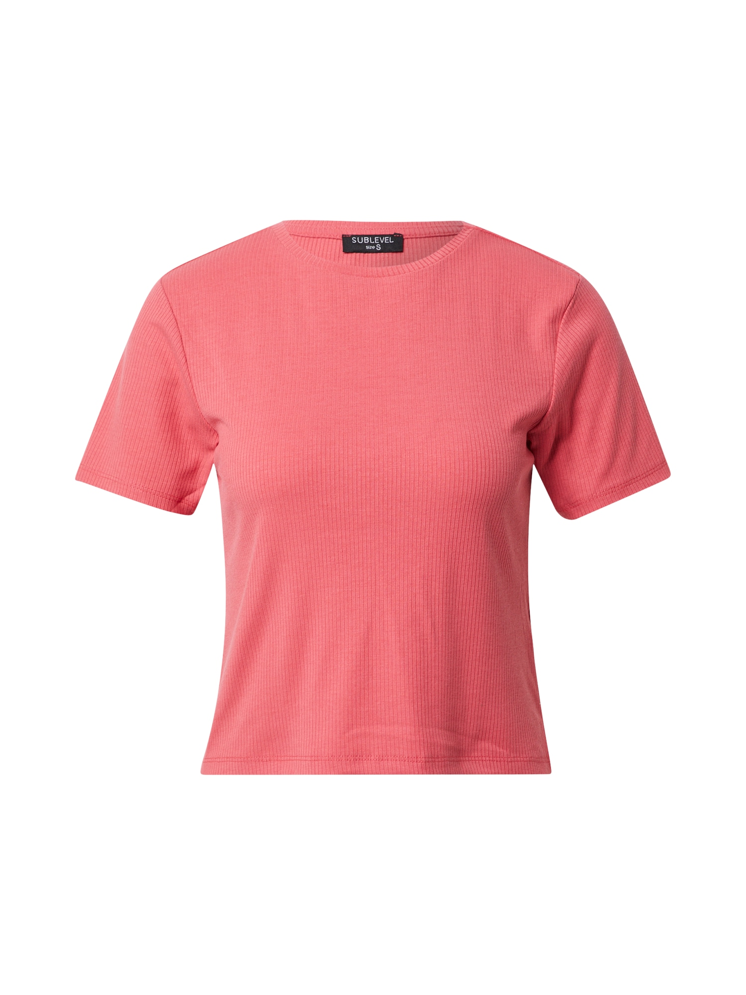 Sublevel Marškinėliai pitajų spalva