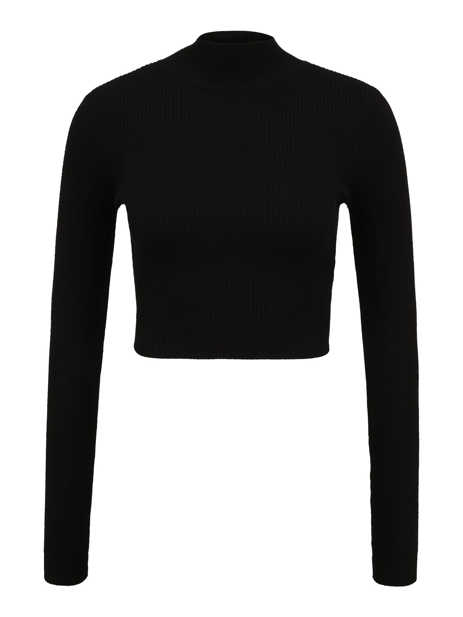 Missguided (Tall) Megztinis juoda