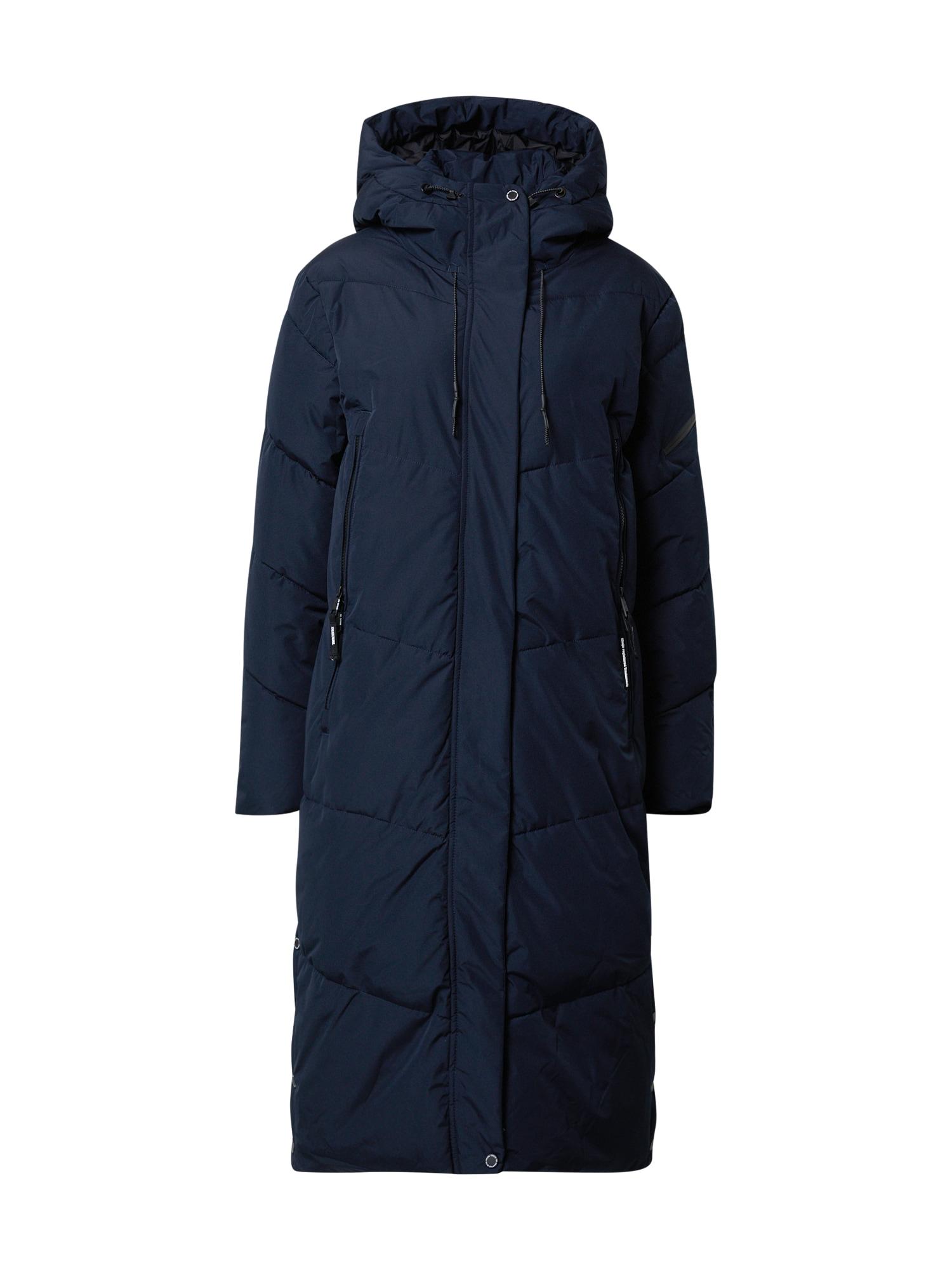 khujo Zimní kabát 'Sonje2'  modrá