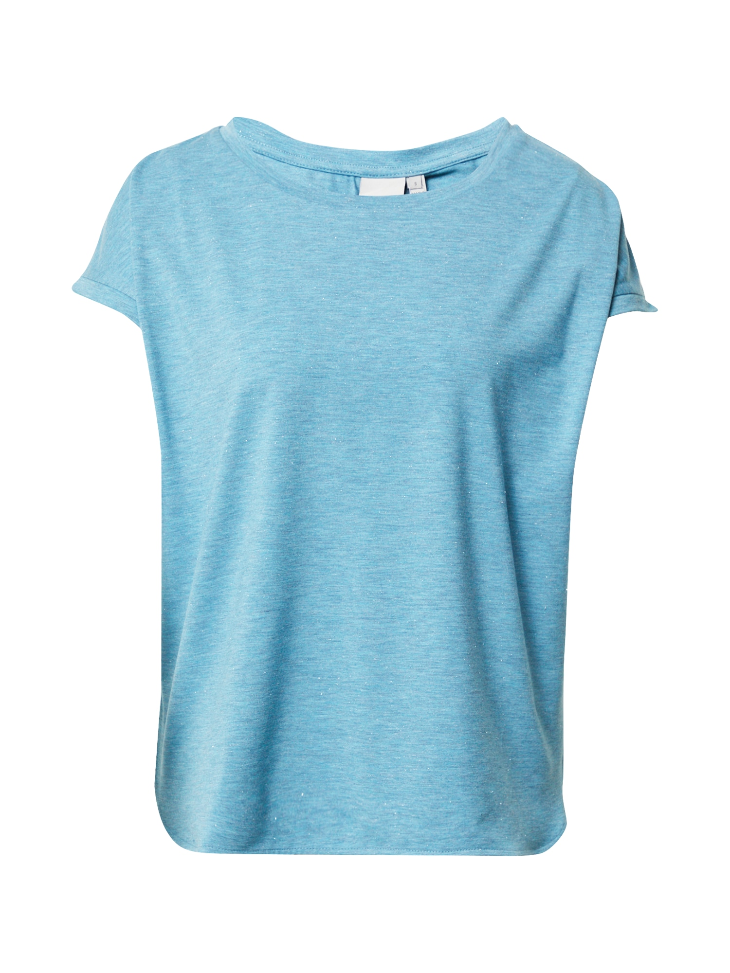 ICHI Marškinėliai sidabrinė / šviesiai mėlyna