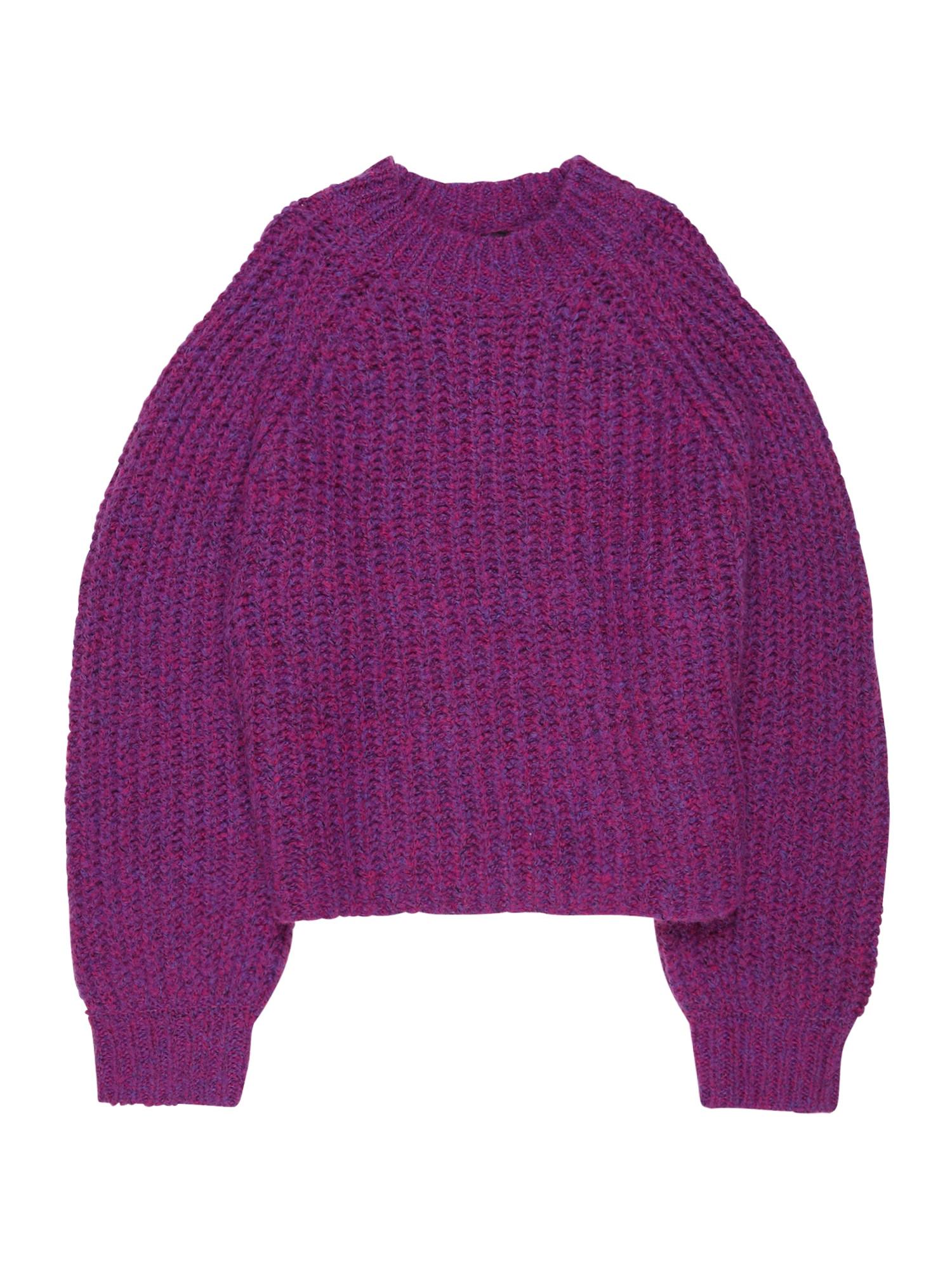 LMTD Megztinis rausvai violetinė spalva