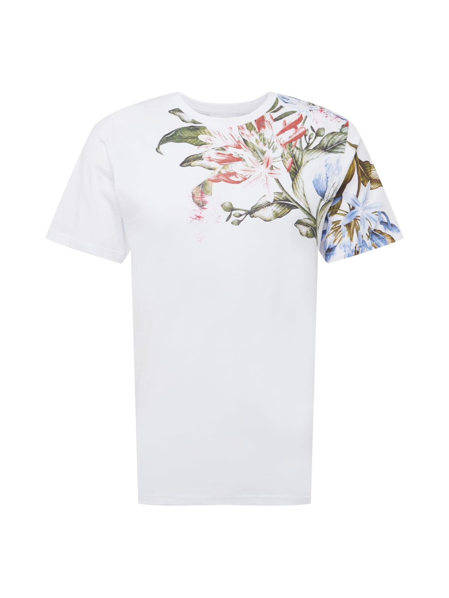 Lindbergh Marškinėliai balta / mišrios spalvos