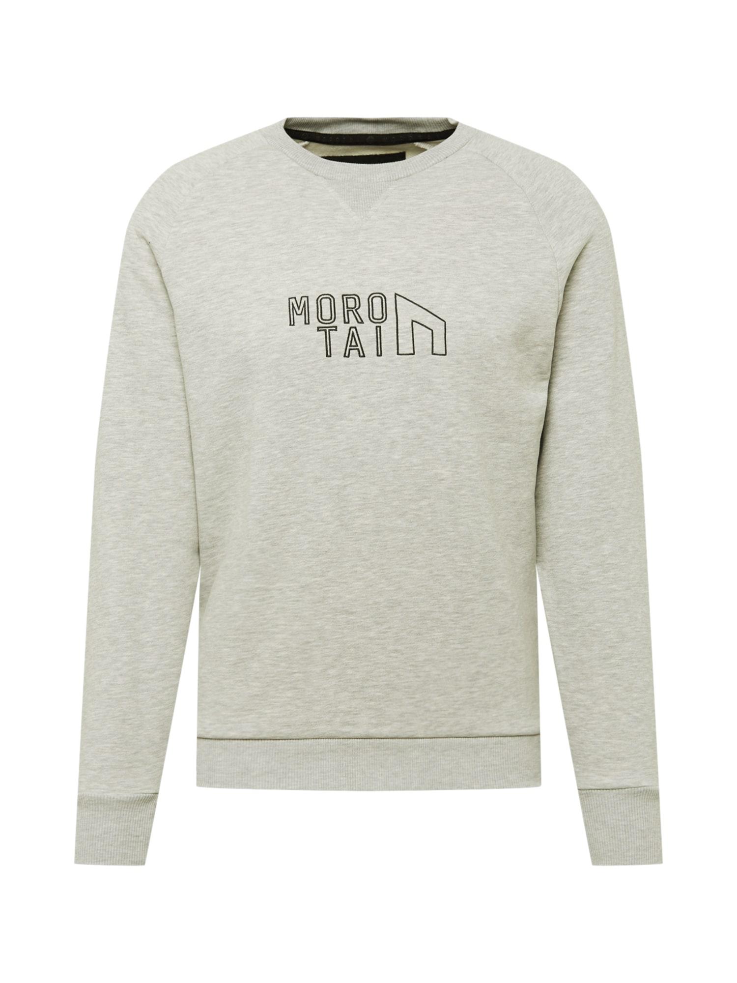 MOROTAI Sportinio tipo megztinis