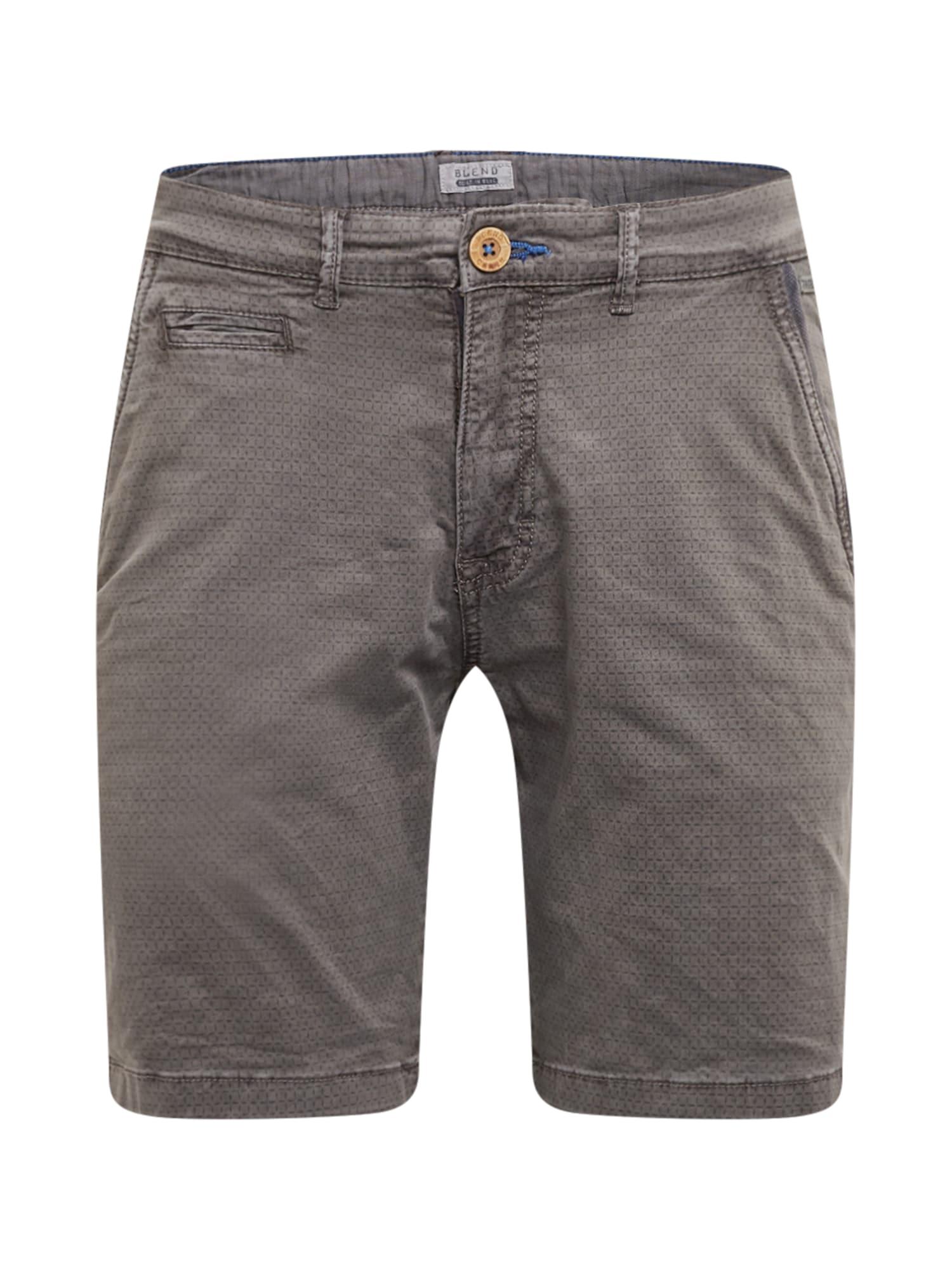 BLEND Chino kalhoty  barvy bláta