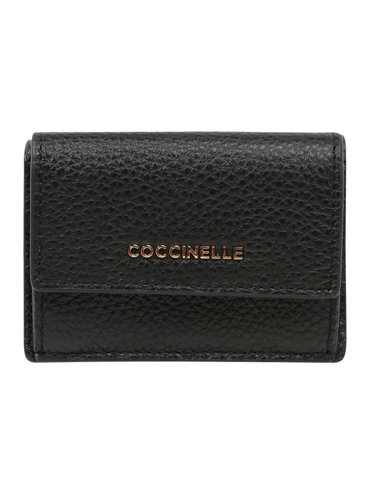Coccinelle Piniginė juoda