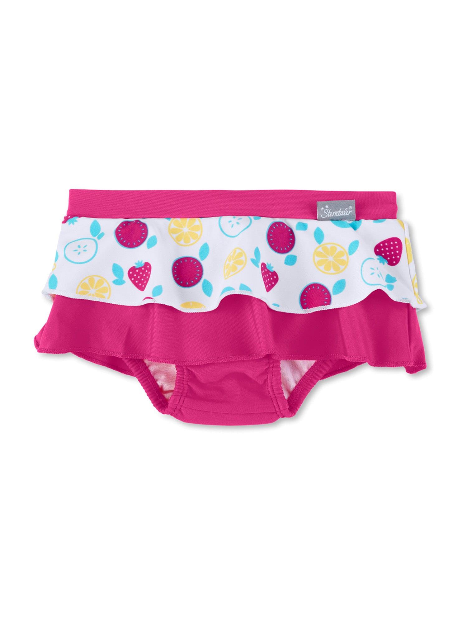 STERNTALER Plavky  pink / bílá
