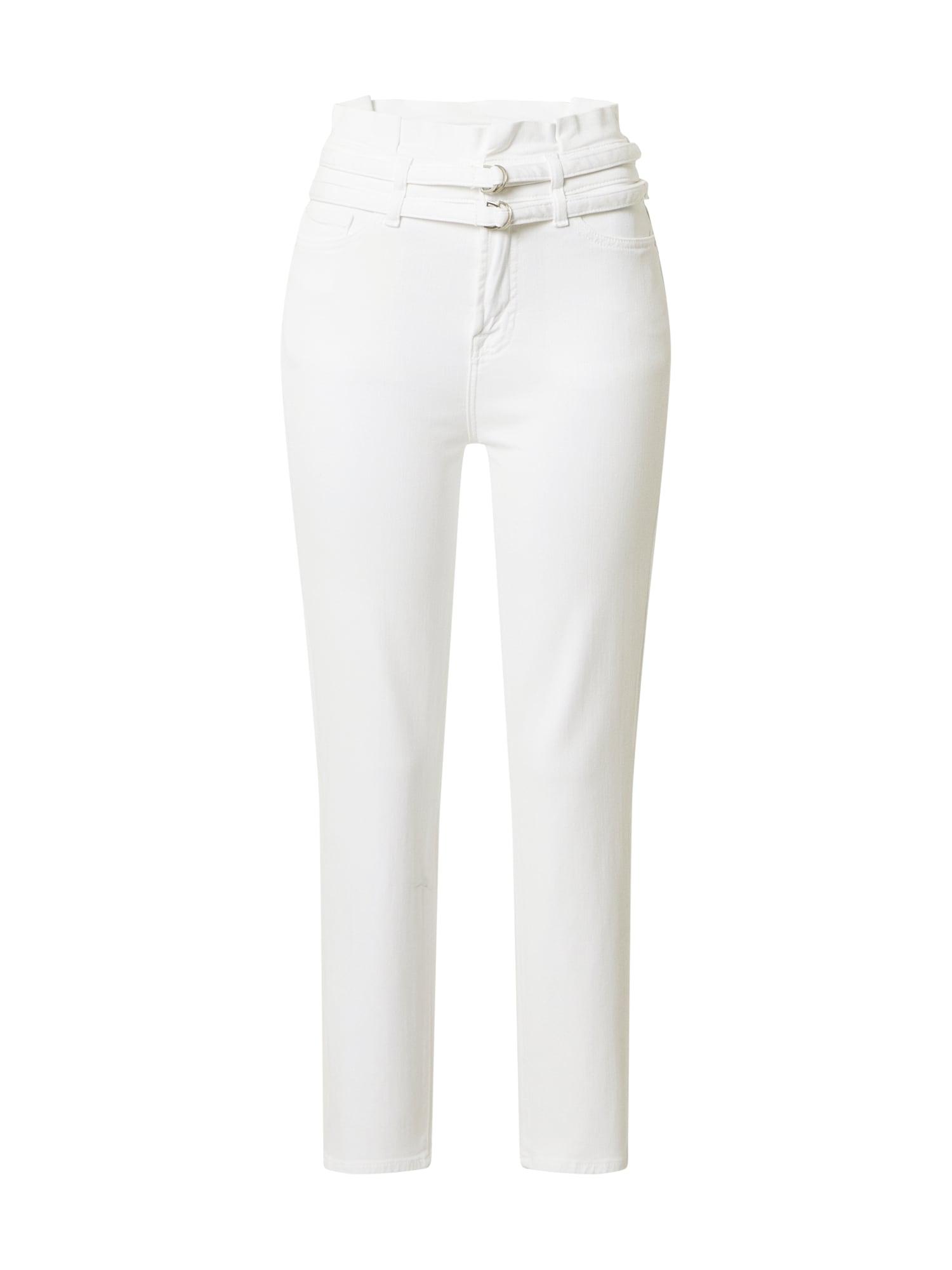 7 for all mankind Džinsai balto džinso spalva