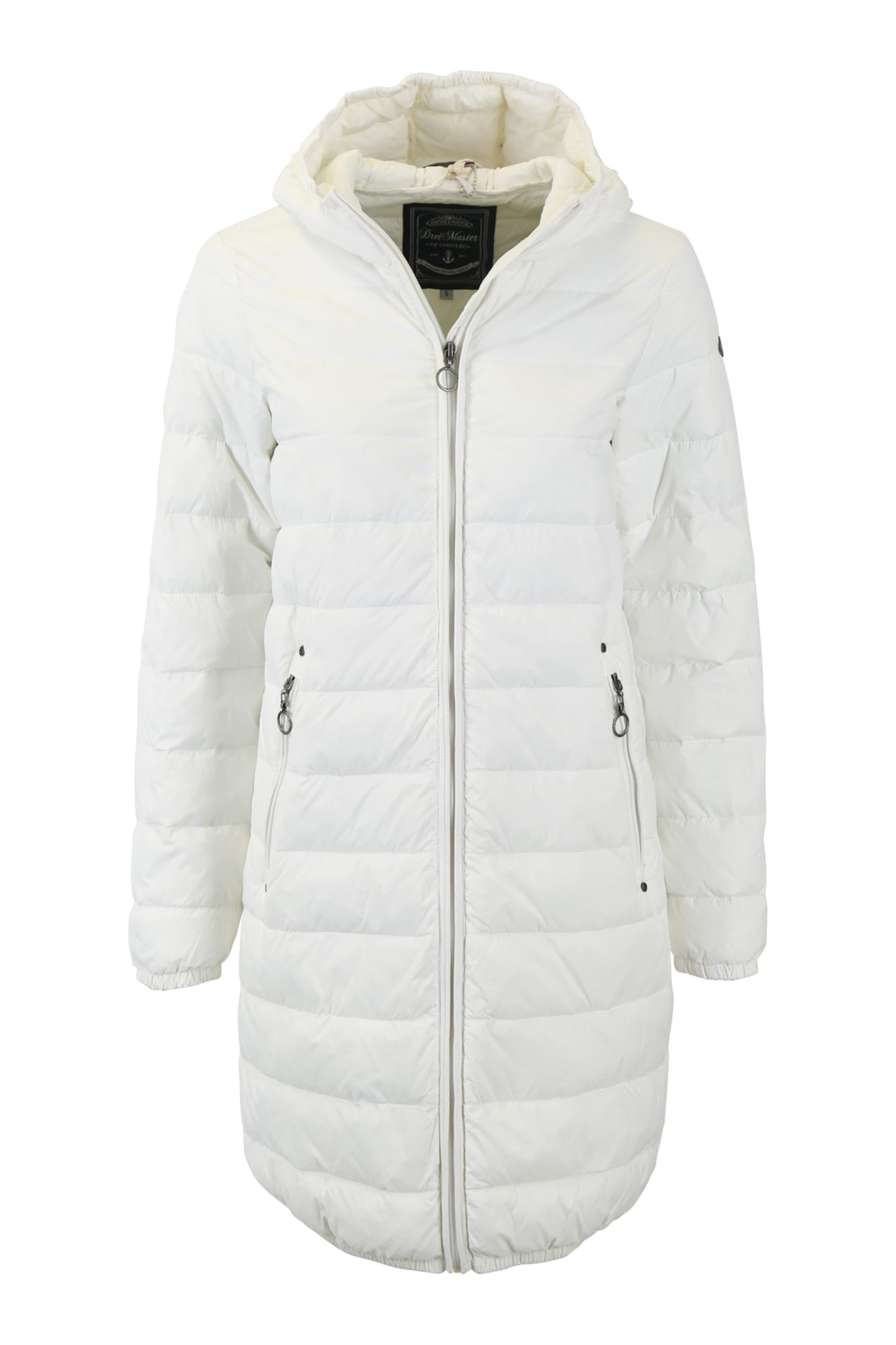 DreiMaster Maritim Žieminis paltas balta