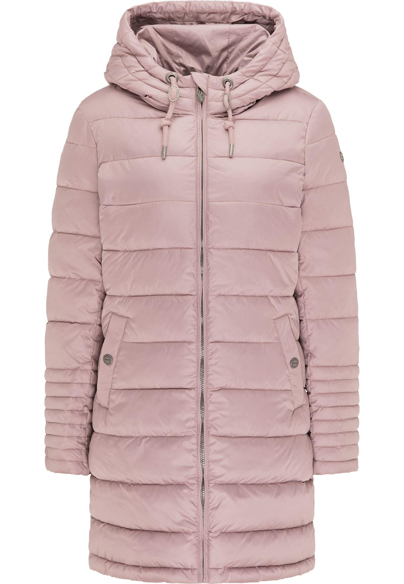 DreiMaster Klassik Žieminis paltas kūno spalva