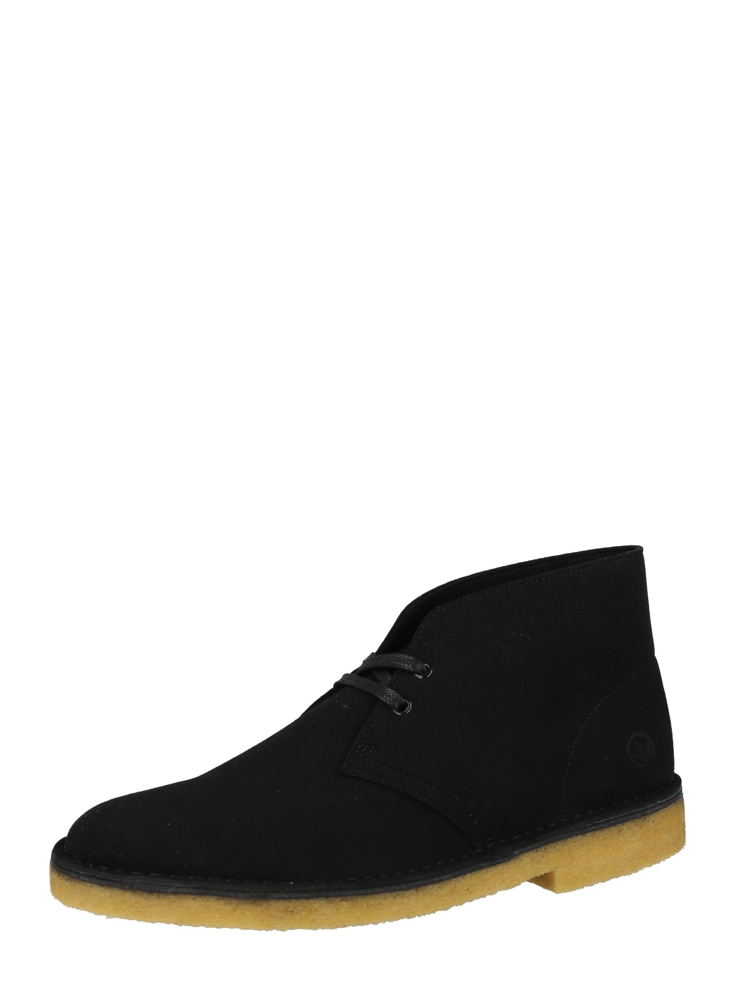 Clarks Originals Kotníkové boty 'Desert'  černá