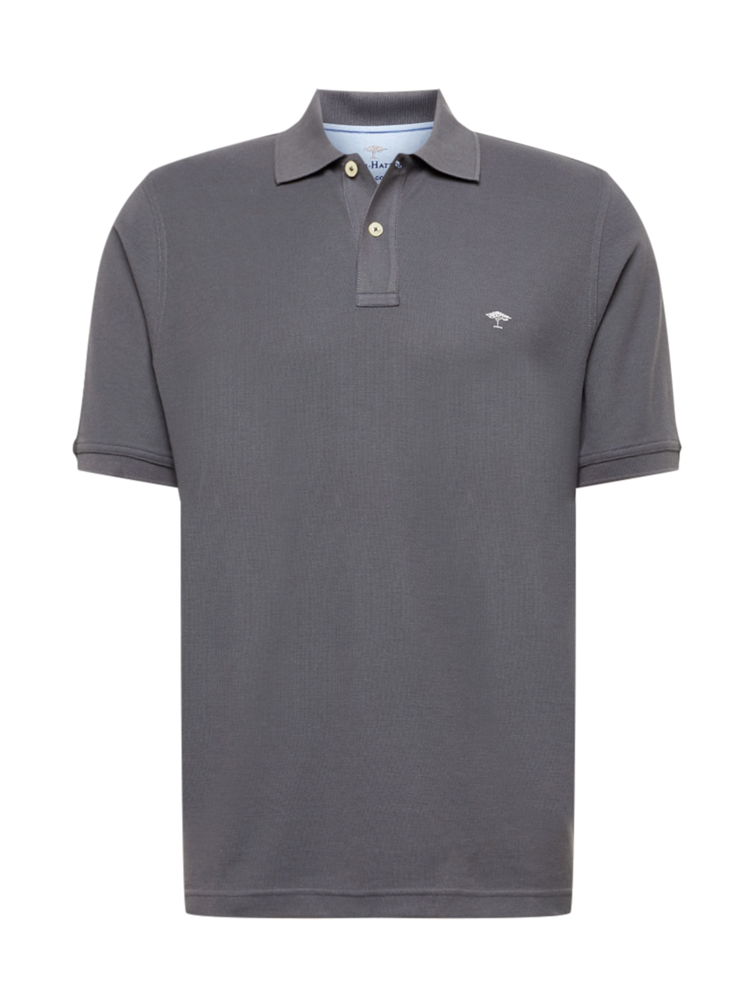 FYNCH-HATTON Marškinėliai tamsiai pilka