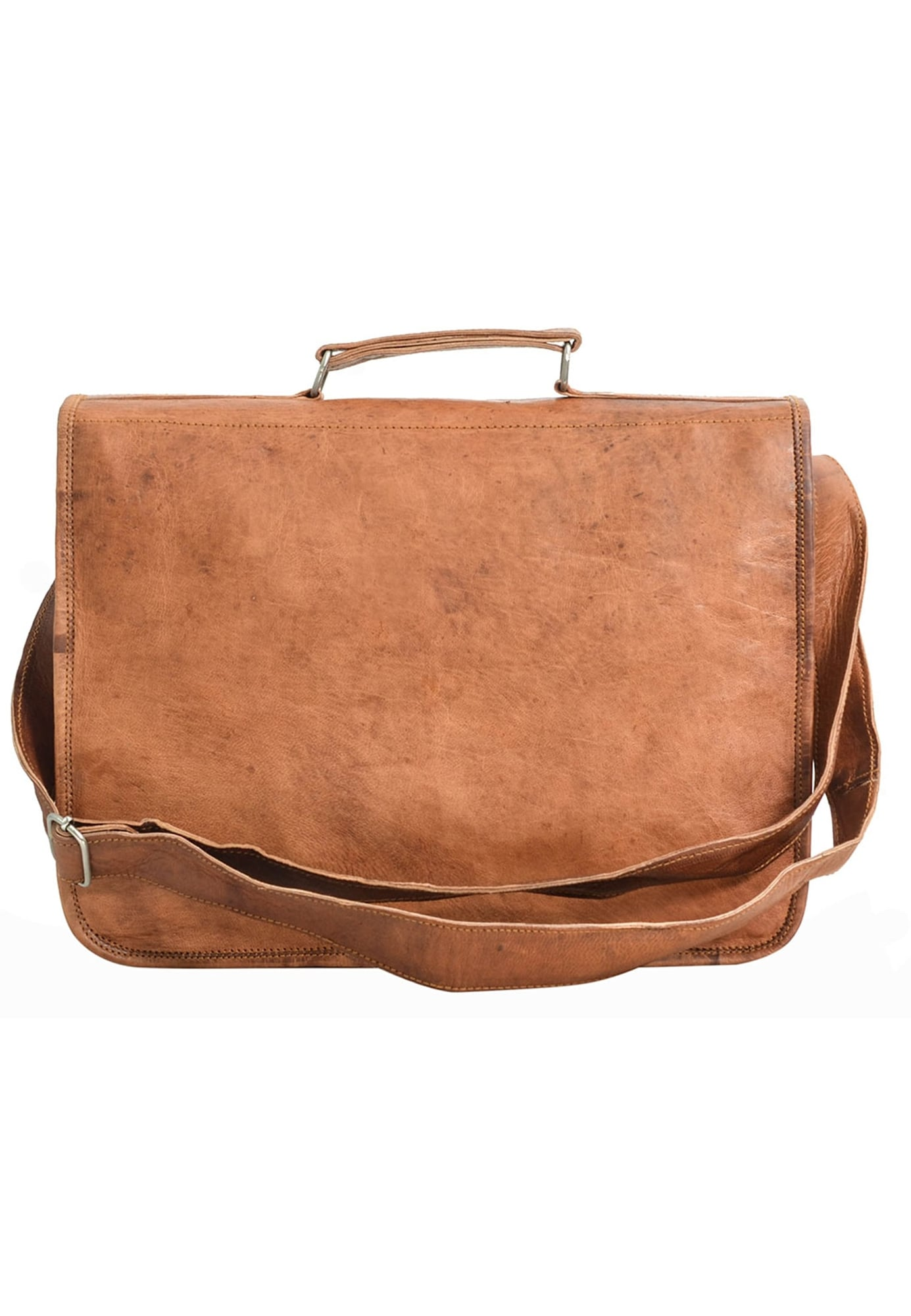gusti leder - Messenger Bag ' Paul'