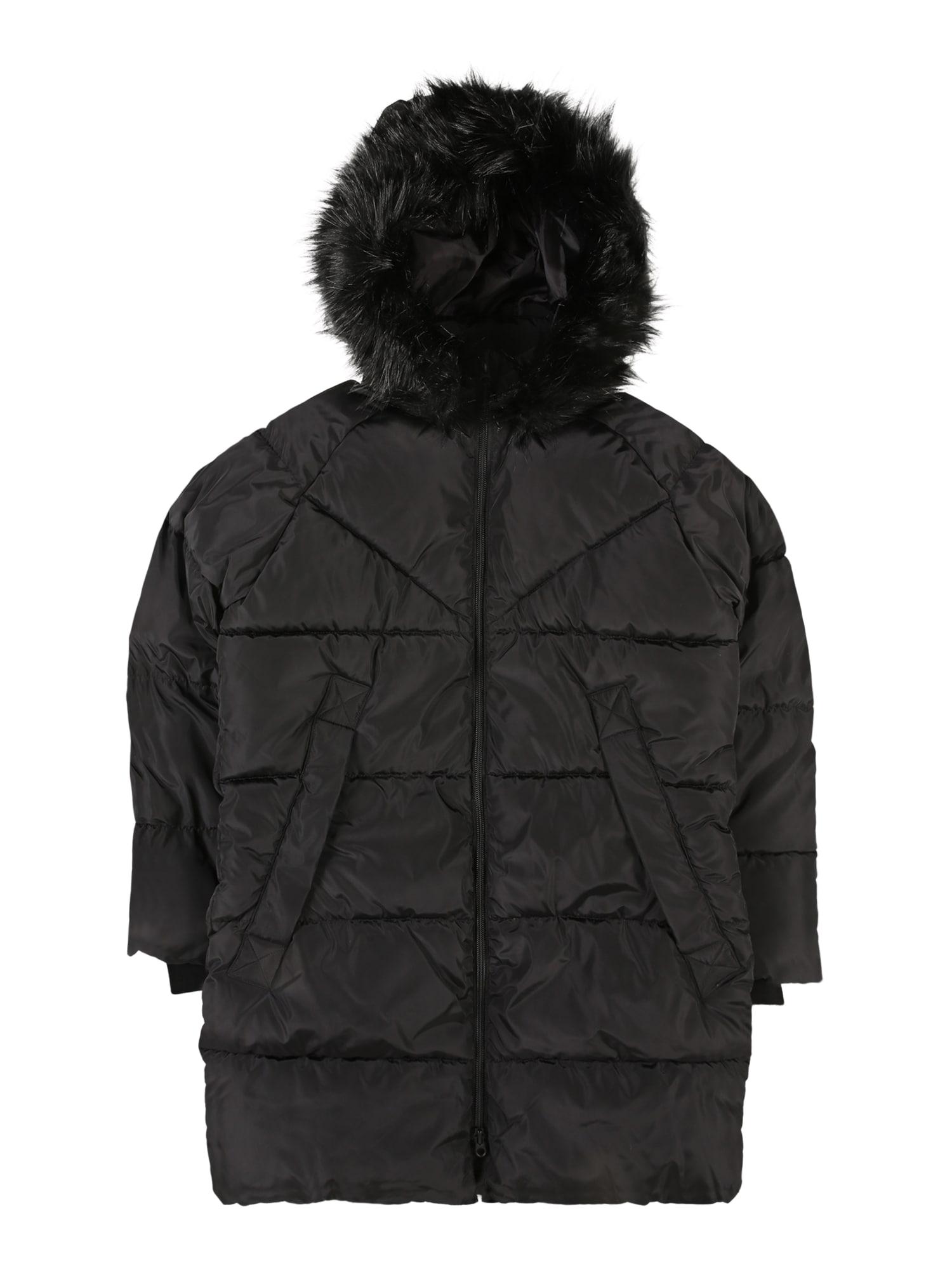 KIDS ONLY Zimná bunda 'Monica'  čierna