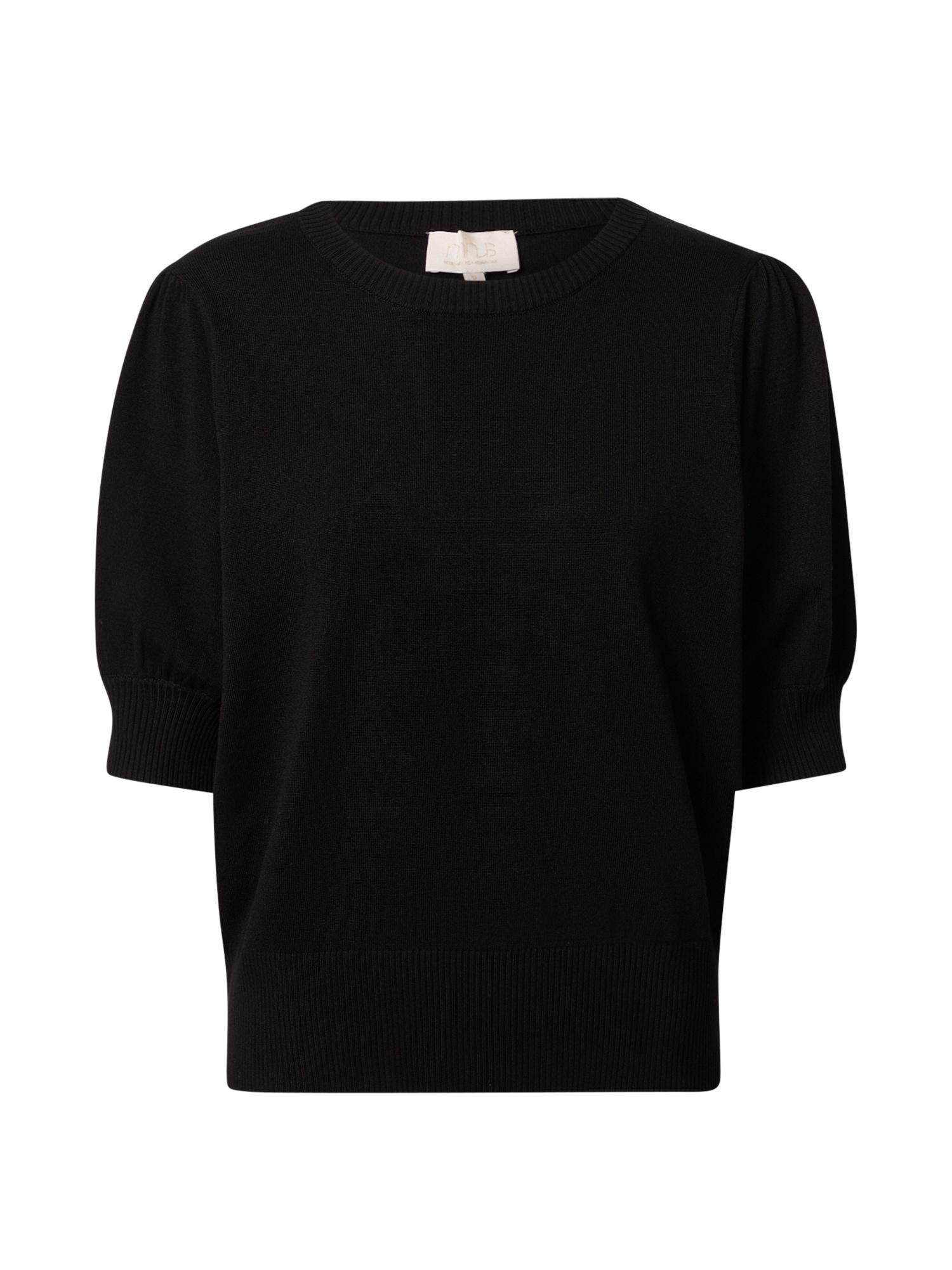 minus Megztinis juoda