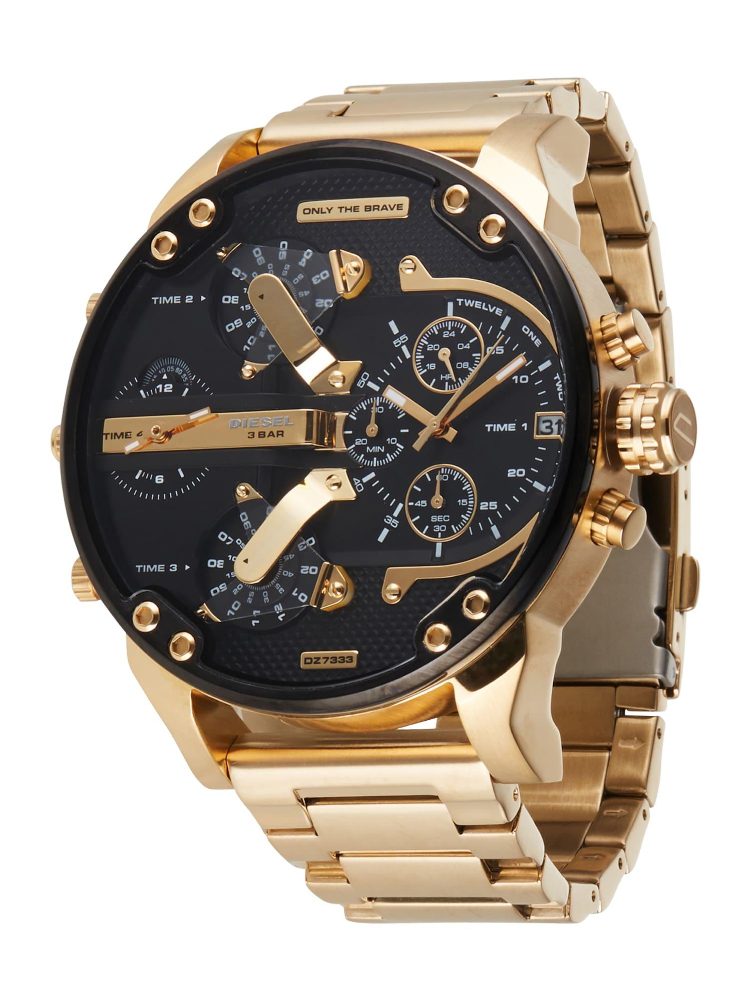 DIESEL Analoginis (įprasto dizaino) laikrodis