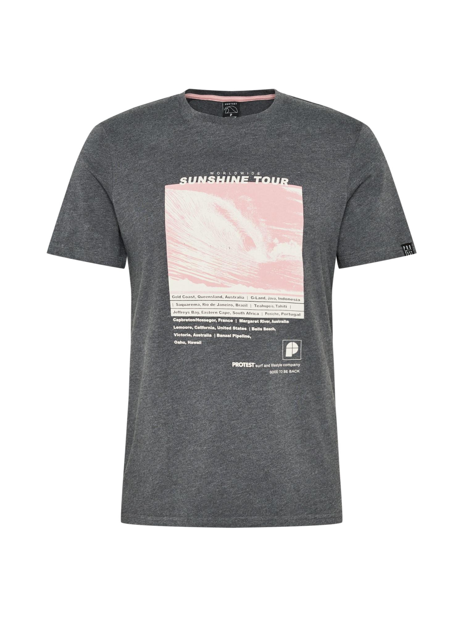 PROTEST Sportiniai marškinėliai