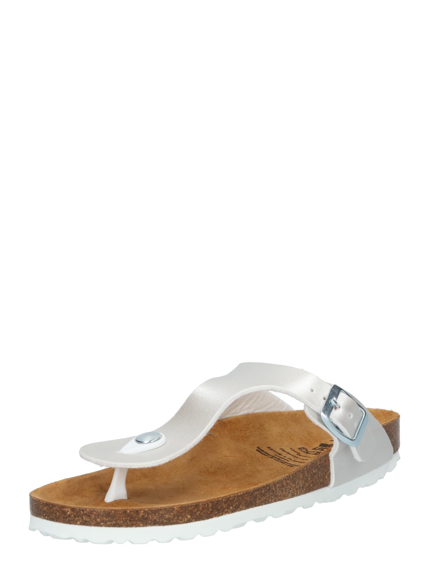 LICO Sandalai šviesiai pilka