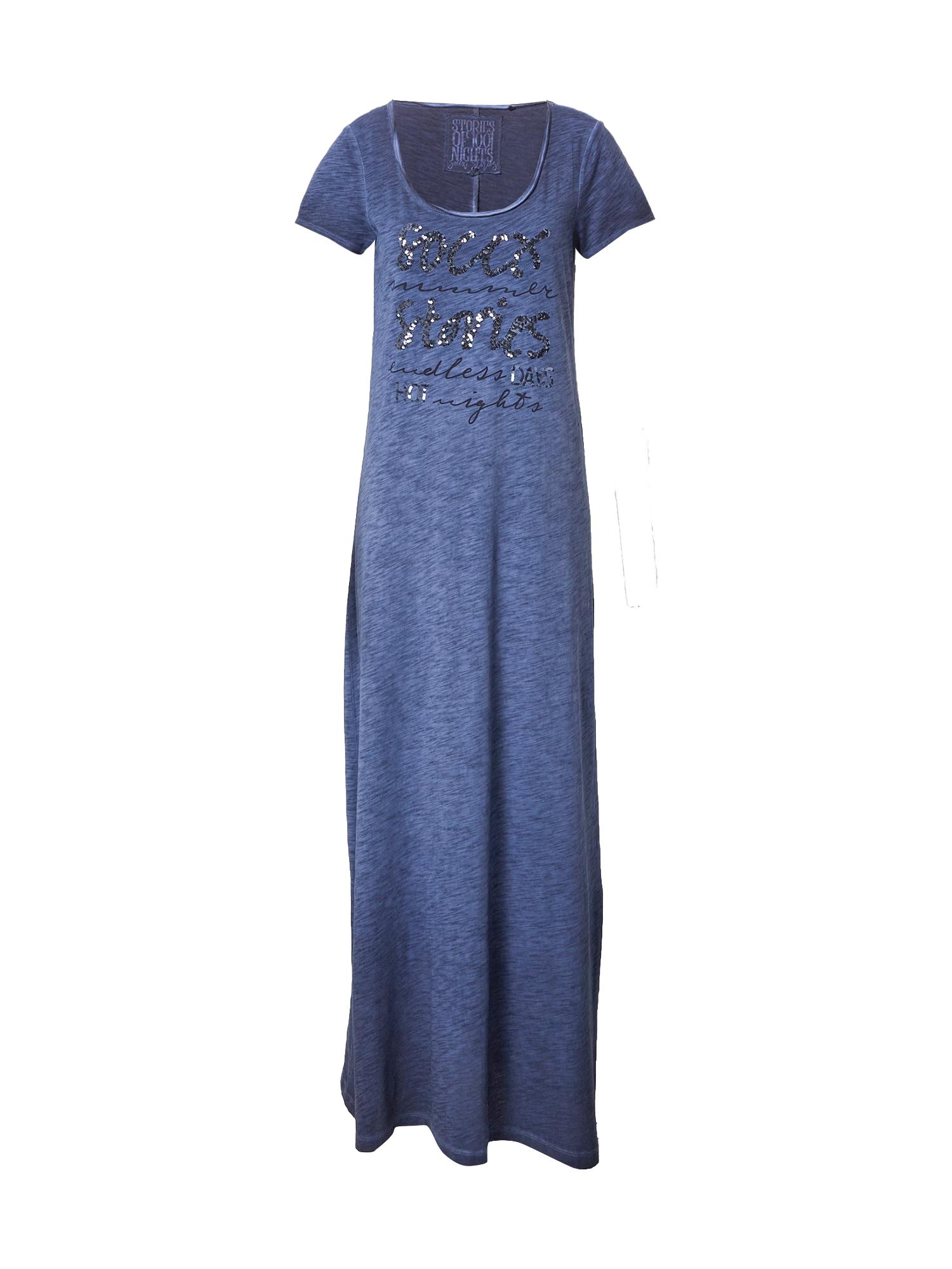 Soccx Suknelė tamsiai mėlyna