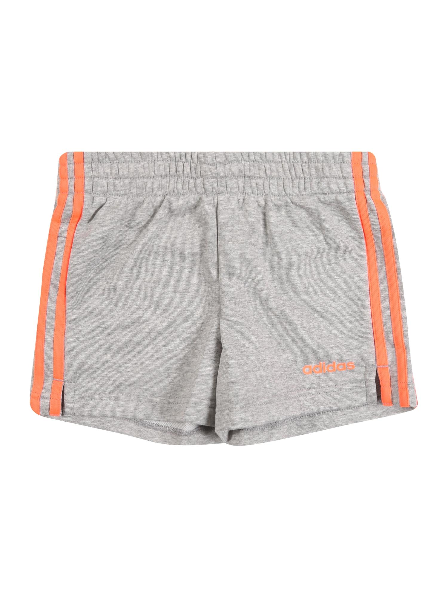 ADIDAS PERFORMANCE Sportinės kelnės 'Short' pilka