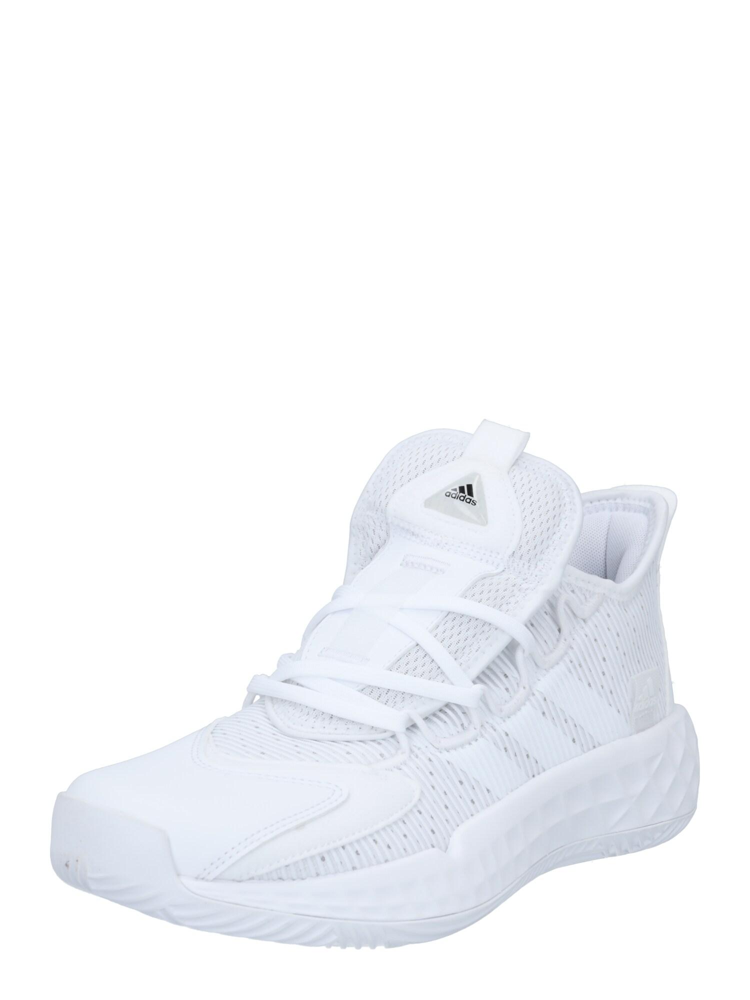 ADIDAS PERFORMANCE Sportiniai batai balkšva / juoda / šviesiai pilka