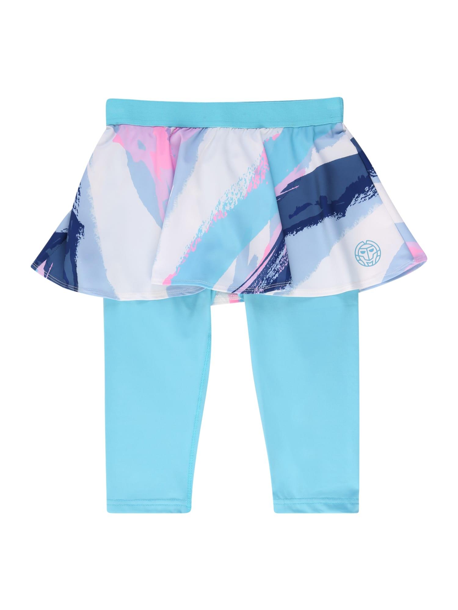 BIDI BADU Sportinės kelnės 'Tamea' šviesiai mėlyna